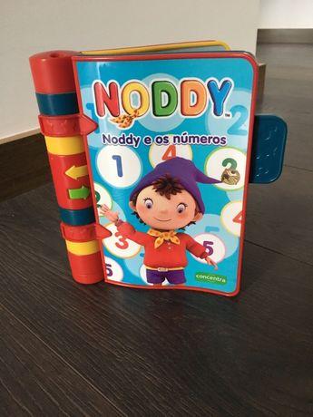 Livro interativo Noddy