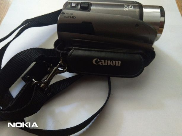 Canon HF R200 High Definition Camcorder Software Manual Cable HD Mic I