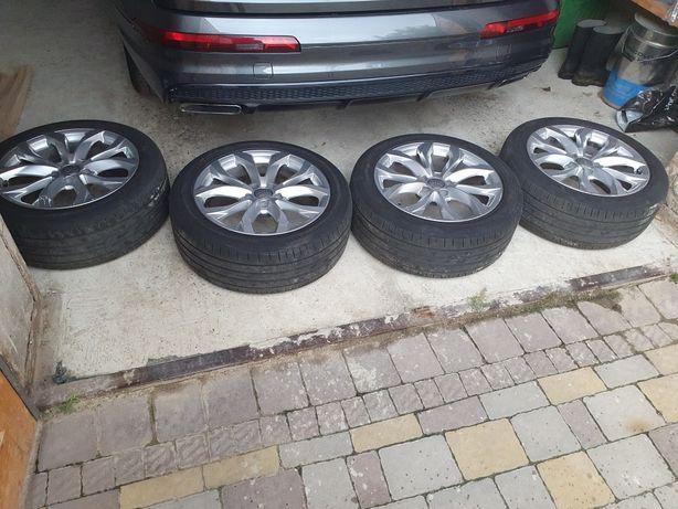 245/45/R18 Audi, Ауді Оригінал