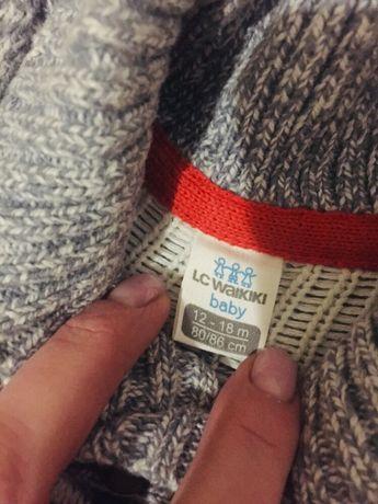 Очень теплый свитер плотной вязки