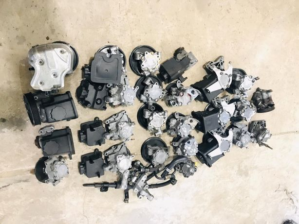 Гидроусилителя ГУР Mercedes W203 W211 W221 W220 W163 W164