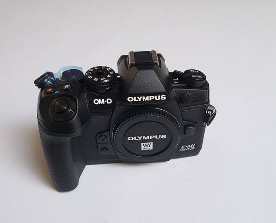 Olympus E-M1 MKIII - korpus, czarny, NOWY, 2 lata gwarancji + Grip HL9