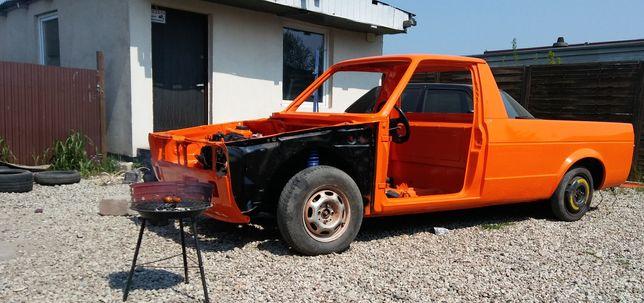VW caddy MK1 niedokończony projekt