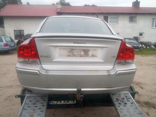 Zderzak tylny Volvo S60
