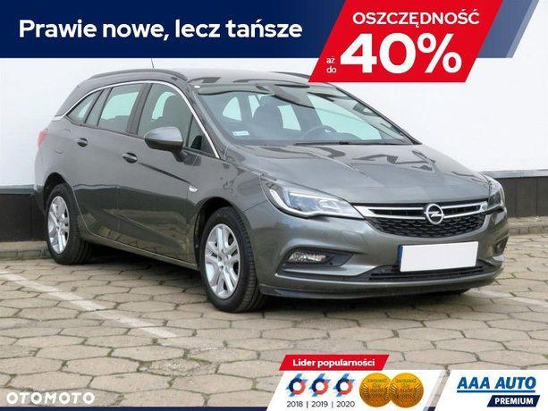 Opel Astra 1.4 T, Salon Polska, Serwis ASO, VAT 23%, Klimatronic, Tempomat,