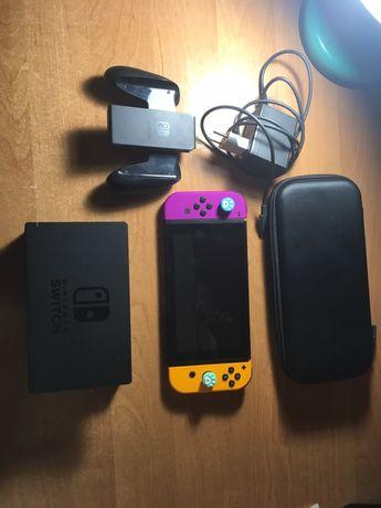 Nintendo switch прошитая(атмосфера)