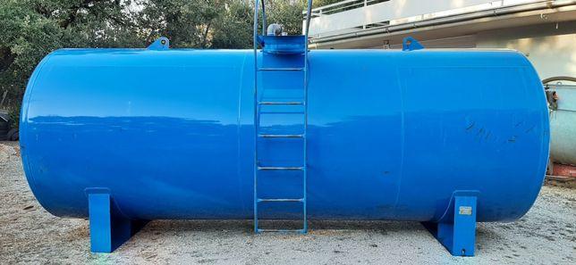 Depósito Gasóleo/ Água