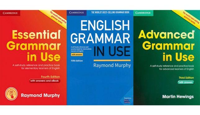 English Grammar in Use, Essential, Advanced PDF