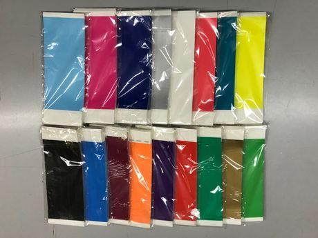 Бумажные браслеты, контрольные одноразовые браслеты 60  коп/шт Тайвек
