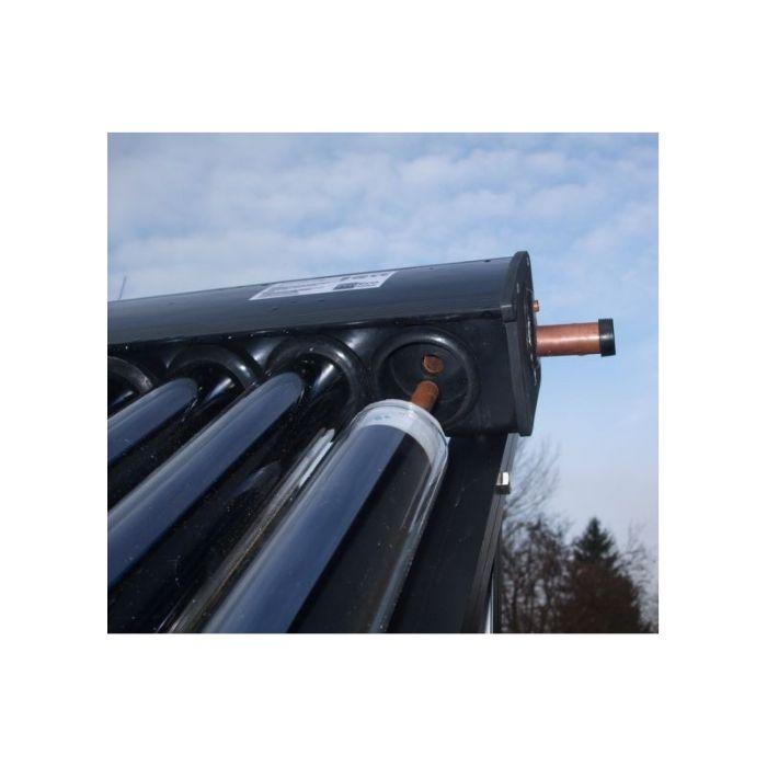 Kolektor słoneczny JNSC 18 typ Heat-Pipe 18 rurowy
