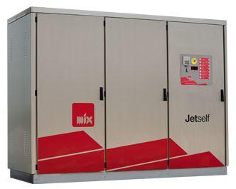 Myjnia bezdotykowa - MIX Jetself 2 - GAZ