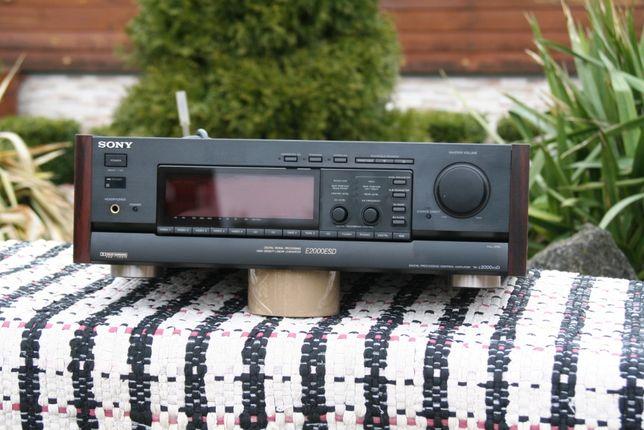 Sony TA-E2000ESD - przedwzmacniacz , DAC , korektor, procesor