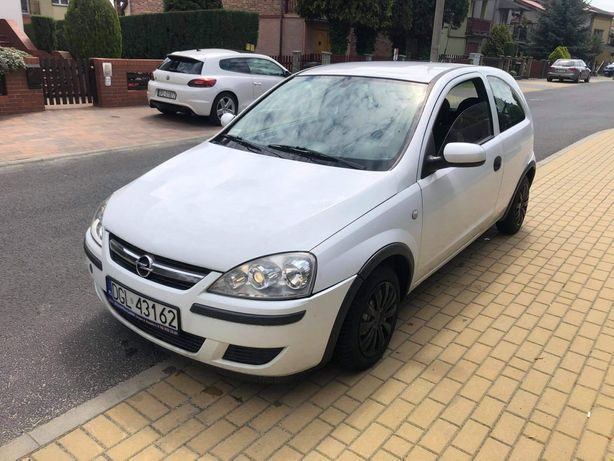 Opel corsa 1.0 gaz - 2005r - klima - wspomaganie
