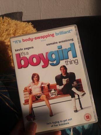 Fulm na DVD w języku angielskim It's a boy girl thing