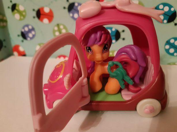 My little pony z akcesoriami