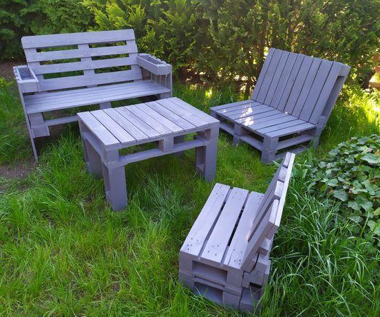 NOWY Komplet  mebli ogrodowych