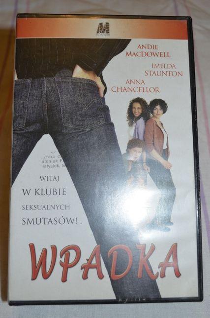 Wpadka VHS film kaseta
