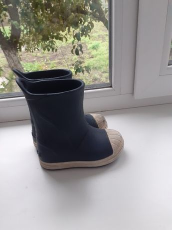 Гумові чоботи, резиновые сапоги crocs