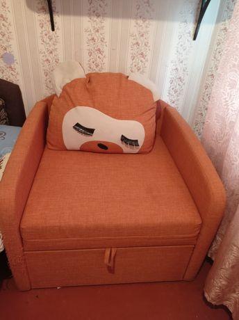 Детская кровать , раскладное кресло кровать евро