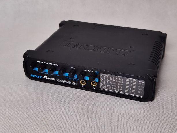 MOTU 4PRE interfejs audio USB/FireWire