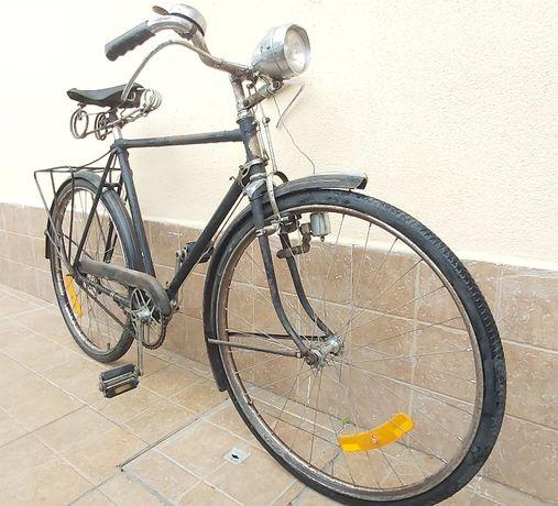 Bicicleta Vintage DERVIK, de 1940/50.