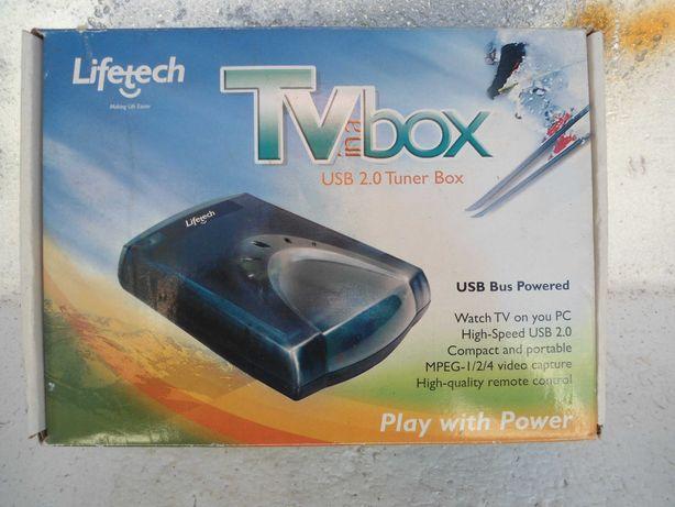 Lifetech  Tv Box