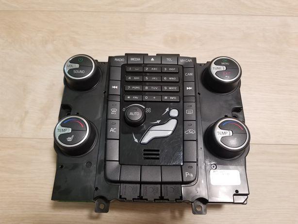 Блок управления климата Volvo XC60 2014г.в.