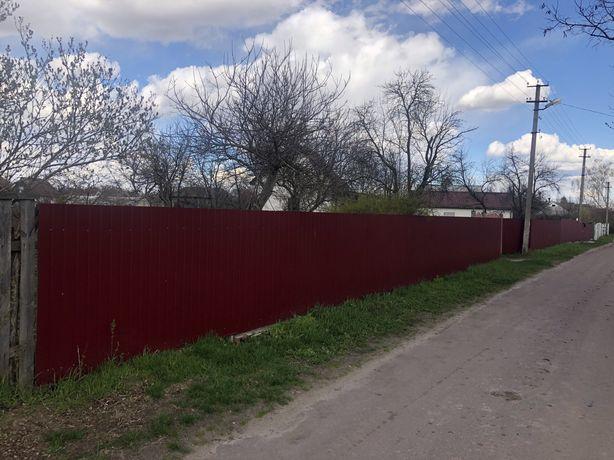 Ділянка 0,7481 га с. Грузьке, вул. Обирська (Пролетарьска) 30