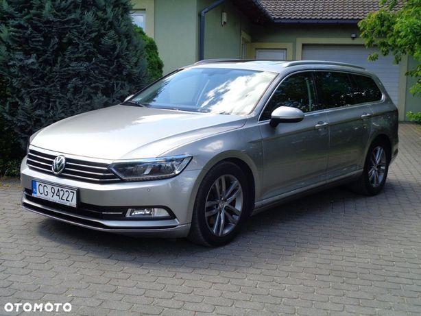 Volkswagen Passat 2.0TDI 150 KM Panorama