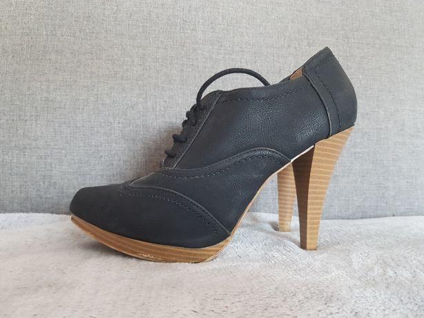 Graceland botki damskie buty rozmiar 40 stan idealny