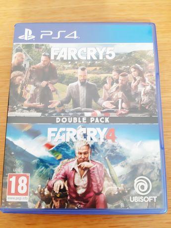 Jogo PS4 - Far Cry 4 / Far Cry 5 Double Pack