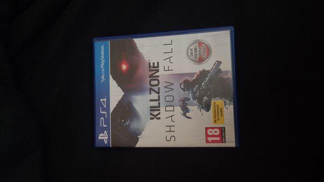 Killzone Shadow Fall PS4. Gra na playstation 4.