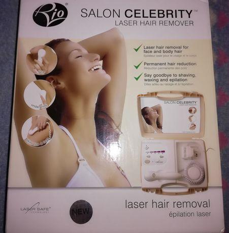 Laser Rio Salon Celebrity Laser Hair Remover do usuwania owłosienia