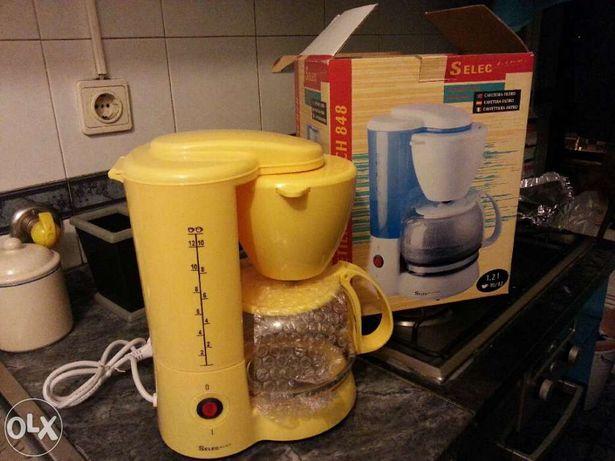 Máquina de café de filtro Selec Line (nova)