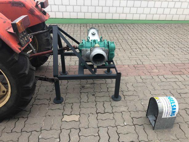 Pompa do gnojowicy Vogelsang, rotacyjna do bardzo gęstej gnojowicy