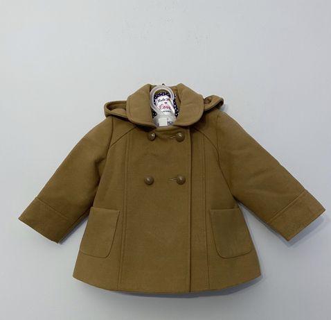 F&F пальто на дівчинку