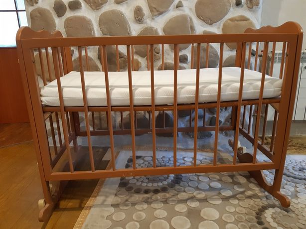 Łóżeczko kołyska 120x60