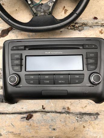 Radio CD Audi TT A3 A4 Oryginalne