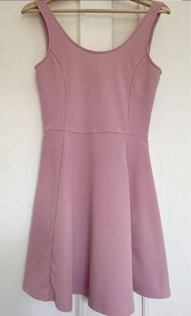 Vestido rosa bebé da H&M