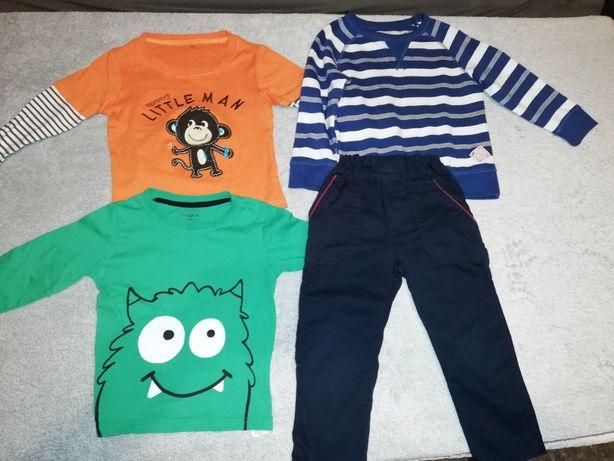 Ubrania dla chłopca, rozmiar 92