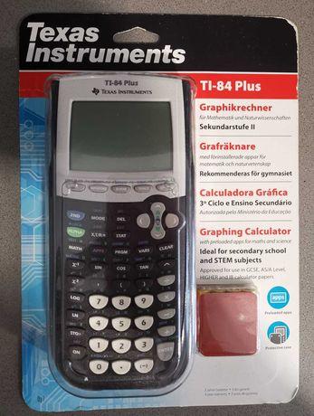 Calculadora gráfica Texas Instruments Ti84 Plus - Selada