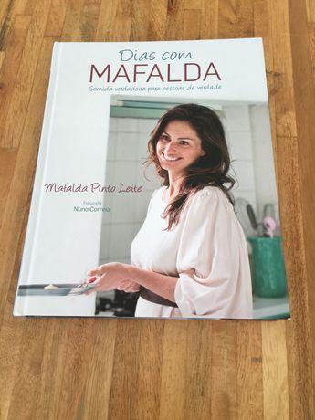 Livro Mafalda pinto leite