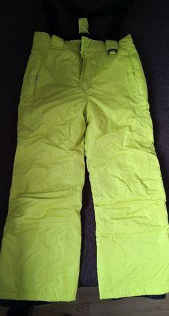 Dziecięce spodnie narciarskie 122/128