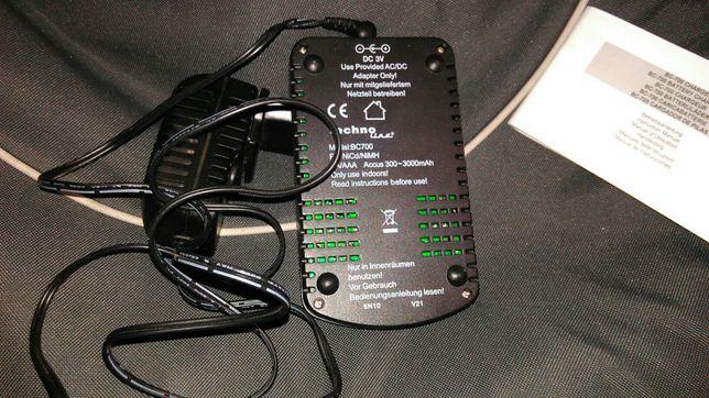 Зарядное устройство для NiCd и NiMH аккумуляторов Techno line bc-700
