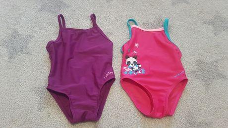Strój kąpielowy dla dziewczynki 62 68