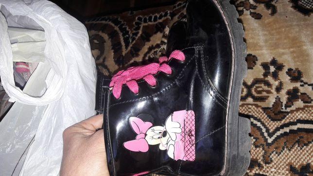 Ботинки микки маус