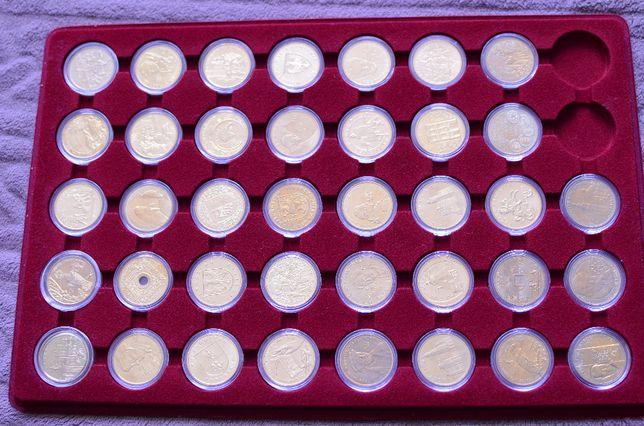 Monety 2zł 2000r-2009r