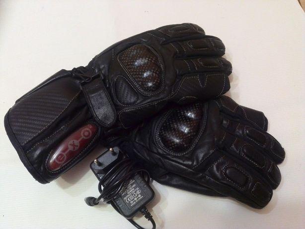 Мотоперчатки с подогревом EXO2