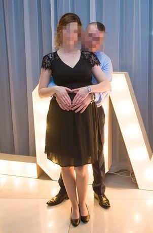 Sukienka h&m mama ciążowa rozmiar S 36/38 jak nowa