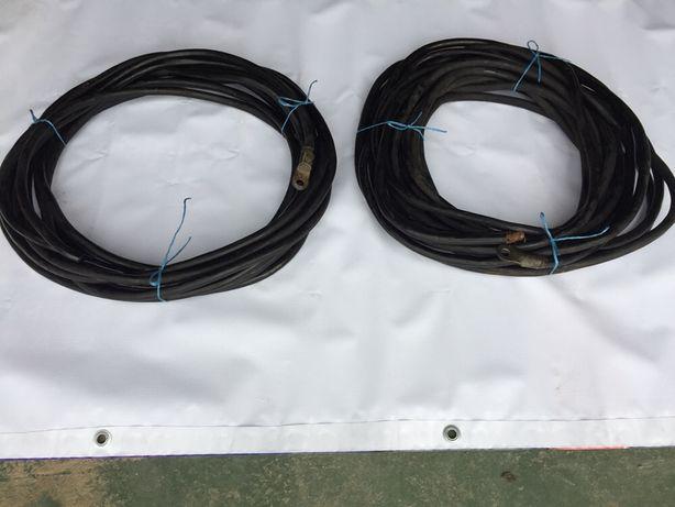 Kabel do spawarki Fi 14 nowy